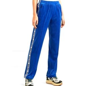 OPENING CEREMONY / Royal Blue Velour Track Pants